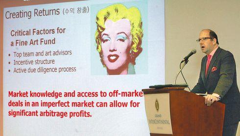 [화가 인터뷰] 한국의 미술품 가격은 어떻게 결정되는가?