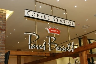 광화문의 폴 바셋 매장. 너는 세계 최고인가?