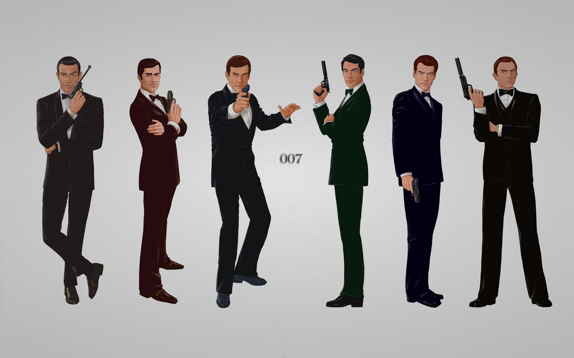 007 제임스 본드의 권총: Walther PPk 와 P99