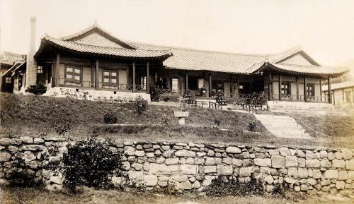 당시 이화학당 건물