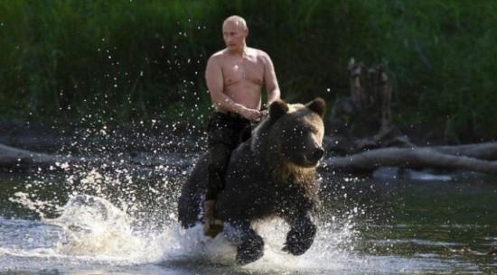 기자들이여, 다시는 푸틴을 무시하지 마라