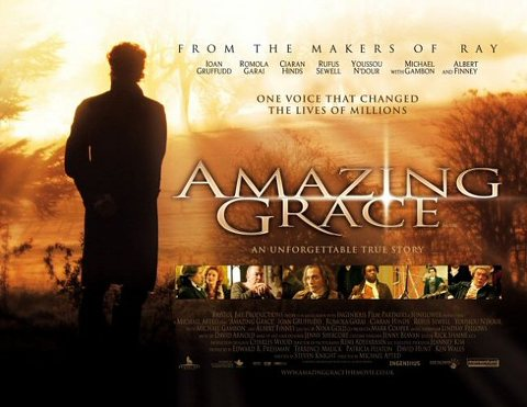 ※노예제를 폐지한 윌리엄 윌버포스의 삶을 다룬 영화 '어메이징 그레이스'(2008년 3월 국내개봉)