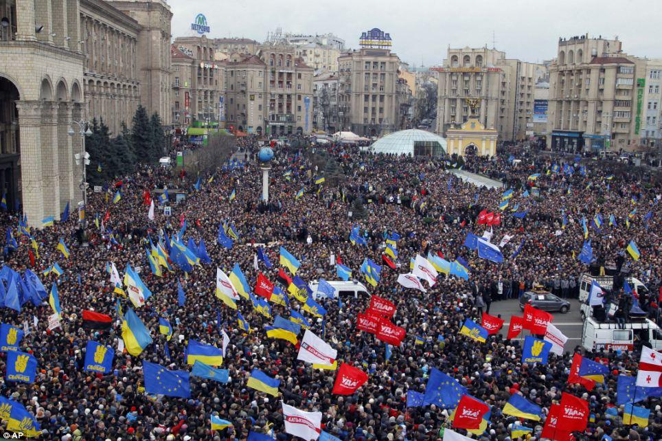 우크라이나에서 무엇을 배울 것인가