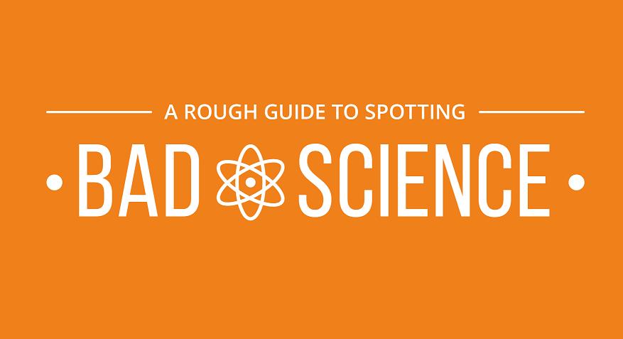 """""""나쁜 과학""""을 찾아내는 개략적인 가이드"""
