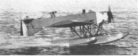 Besson MB.411 쌍발 수상기.속도래봤자 200km도 안되는 간단한 구조의 초계용 관측기였다.