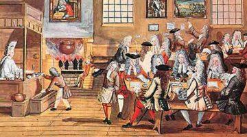 영국 커피숍의 탄생을 둘러싼 막장 에피소드 3가지