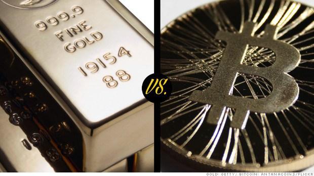 금 vs. 비트코인: 종말론의 결전