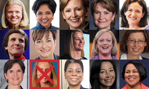 어떤 헤어스타일이 여성 사업가에게 좋을까?