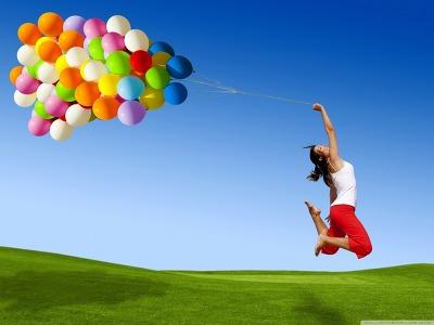 행복을 표현하는 영어 이디엄 6가지