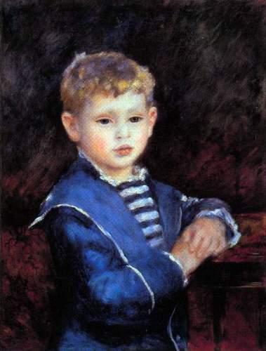 Portrait of Paul Haviland
