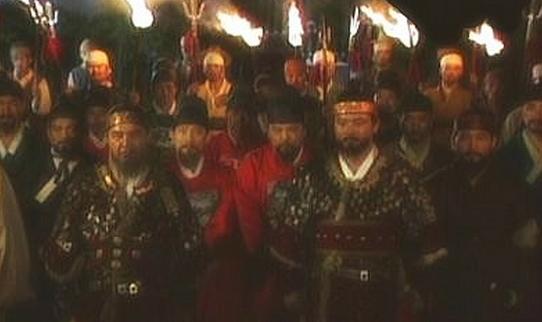 조선시대 쿠데타 성공에는 몇 명이 필요했을까?