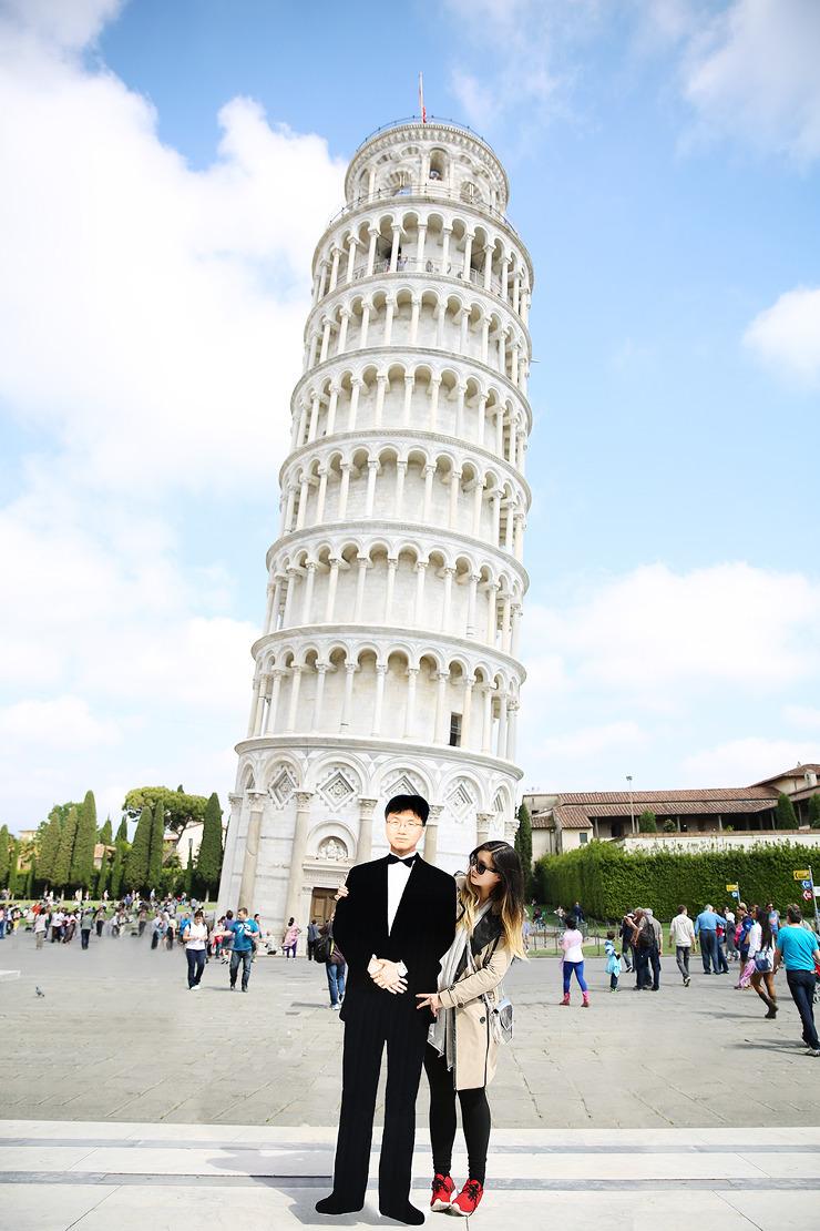 이탈리아 피사의 사탑