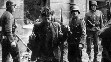 세상에서 가장 슬픈 봉기: 나치에 맞선 유태인들