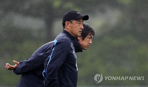 """한국 축구대표 최초의 일본인 코치 """"이케다 세이고"""""""