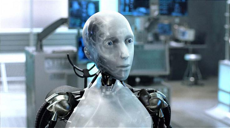 영화 『아이, 로봇(2004)』