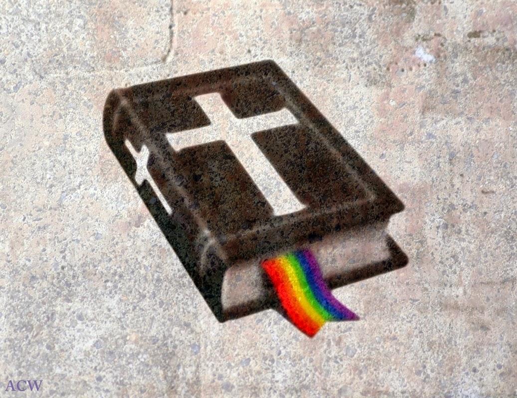 성서로 동성애를 비난하지 말라