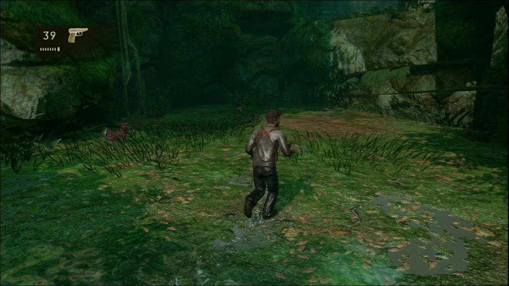 언차티드 : 엘도라도의 보물 - NAUGHTY DOG (2007)