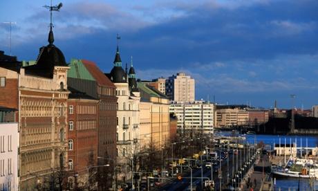 핀란드, 자가용 소유를 없애려는 혁신 대중교통 실험