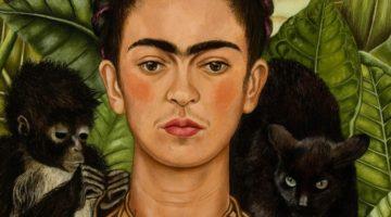 프리다 칼로의 사랑: 어느 지독한 평화의 끝