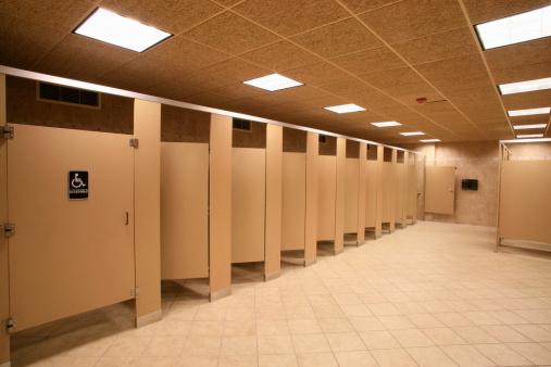 미국에서 장애인 전용 화장실을 찾기 힘든 이유