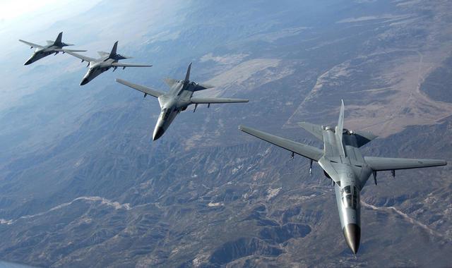 Australian_F-111s