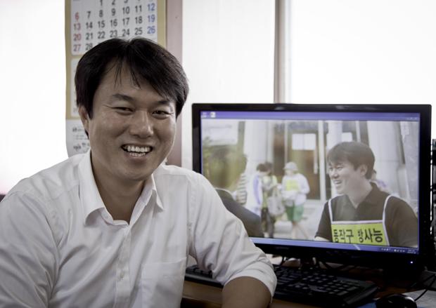 """김종철이 말하는 """"내가 진보정당에 남아 있는 이유"""""""