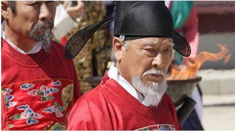 북방의 대호라는 별명 답게 드라마에서도 멋지게 그려지는 김종서.