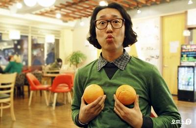 ⓒ 오렌지 먹은지 오렌지?