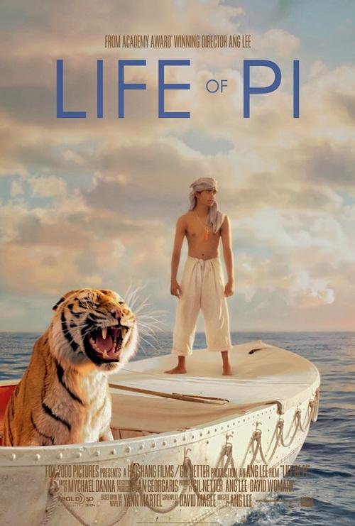 2013년 아카데미 VFX부문 수상작 'Life of Pi'