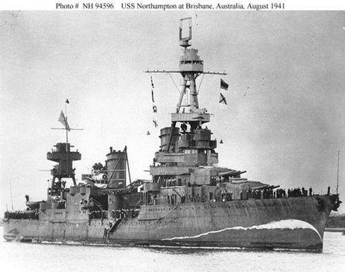 [ USS Northampton ]