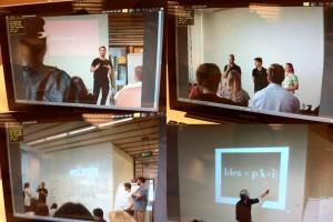 (디지털/광고/마케팅계의 거물들이 외부 교수진으로 초비오디어 강의를 진행합니다. photo by Kei Chun)