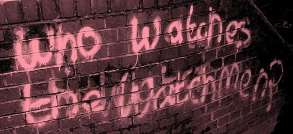 "David Masters - ""감시자는 누가 감시할 것인가?"" (CC BY 2.0)"