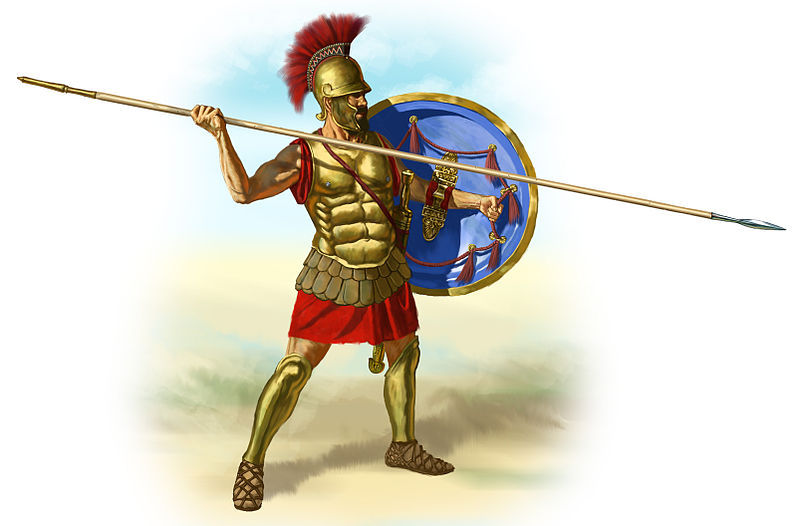 Ancient_Greece_hoplite_with_his_hoplon_and_dory