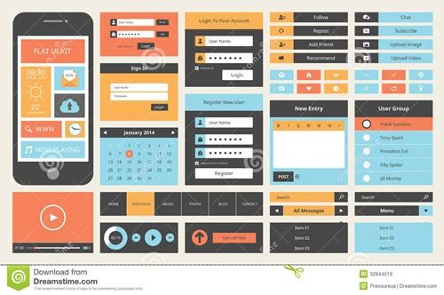 반드시 지켜야 할 UI 디자인의 7가지 법칙