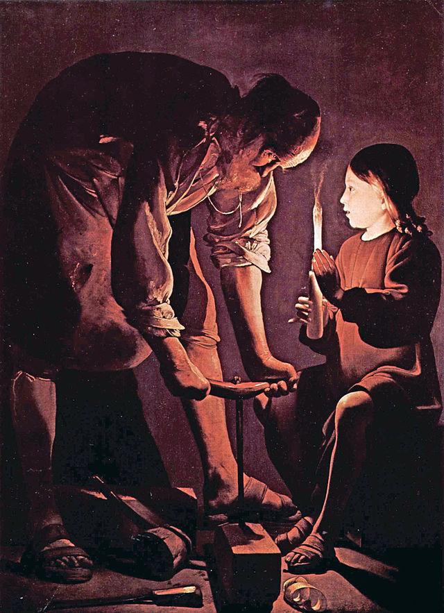 (요셉과 어린이 예수)