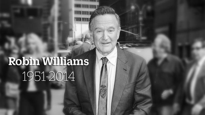 로빈 윌리엄스에 대한 유명인사들의 추모사