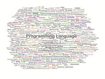 16개의 프로그래밍 언어를 무기로 비유해 보자