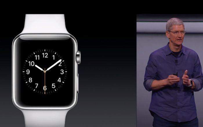 애플 워치와 잘못된 키노트