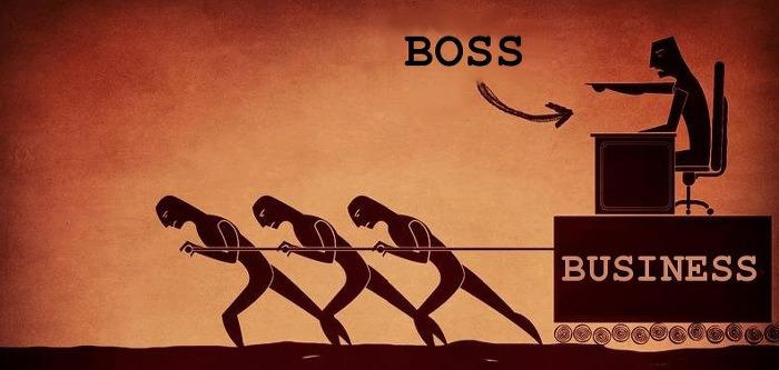 보스와 리더의 차이