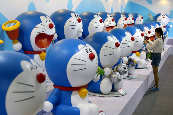 중국에 울린 경보: 파란 뚱뚱보 고양이를 경계하라