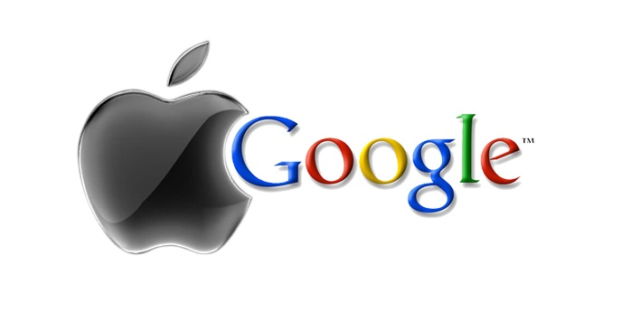 구글과 애플 브랜드만 커지고 있다: 다른 테크 기업은 제자리다