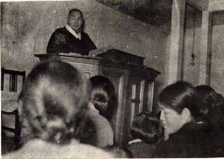 ※김현봉(1884~1965) 목사: 교인을 위하는 목사는 이런 분이 아닐까?