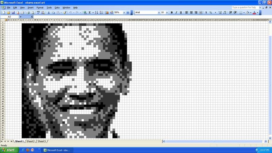 obama_excel_art_by_katak888-d5gcfwj