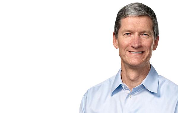 애플 CEO 팀 쿡, 자신이 동성애자임을 밝혀