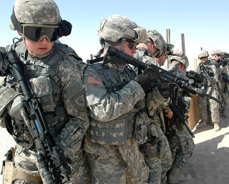 지구방위대 미군의 인적 열악함은 이미 공공연하다