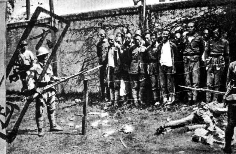 난징 대학살과 양심을 지킨 사람들
