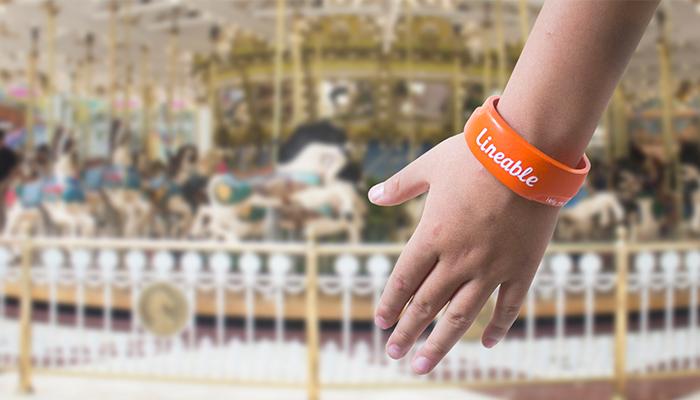 미아방지 팔찌 리니어블 국내 캠페인,국내에서  따뜻한 마음이 하나 더