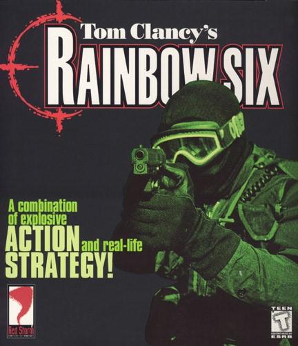 그중 레인보우 식스는 FPS 게임을 정립하다시피 했다.
