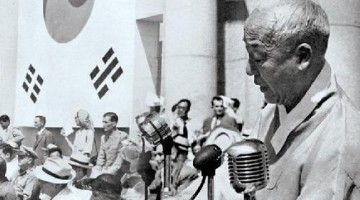 이승만과 민주주의: 해방 당시 한국의 시민사회