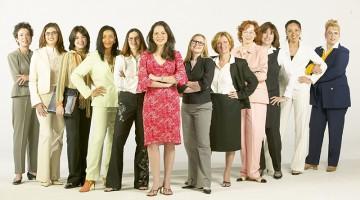 왜 현대 기업에서 여성 관리자의 성취도가 더 높은가